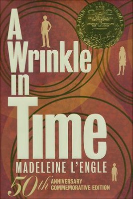 A Wrinkle in Time, 50th Anniversary Edition   -     By: Madeleine L'Engle