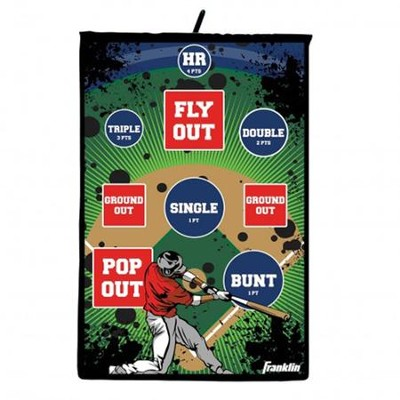 Indoor Pitch Game, Baseball Target  -