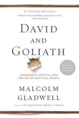 David and Goliath - eBook  -     By: Malcolm Gladwell