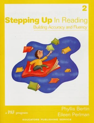 Stepping Up in Reading 2   -     By: Phyllis Bertin, Eileen Perlman