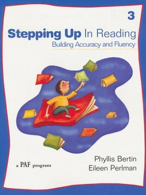 Stepping Up in Reading 3   -     By: Phyllis Bertin, Eileen Perlman