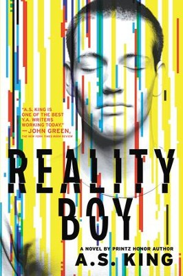Reality Boy - eBook  -     By: A.S. King