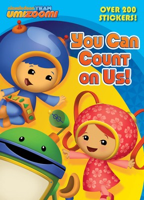 You Can Count on Us! (Team Umizoomi)  -