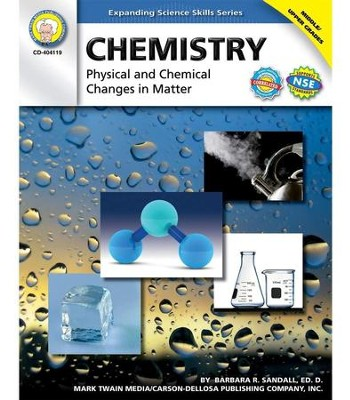 Chemistry (Upper/Middle Grades)  -     By: Barbara R. Sandall