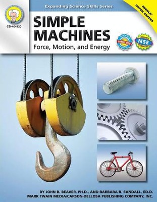 Simple Machines (Upper/Middle Grades)  -