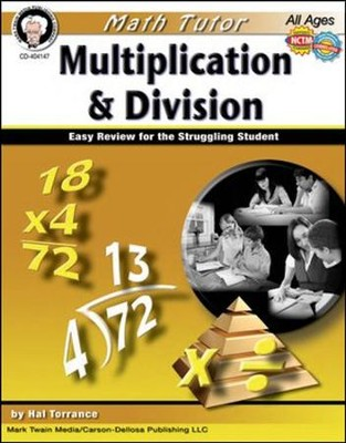 Math Tutor: Multiplication and Division for all Ages   -     By: Hal Torrance