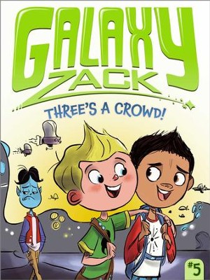 Three's a Crowd! - eBook  -     By: Ray O'Ryan     Illustrated By: Colin Jack