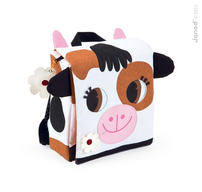 Cow Backpack  -