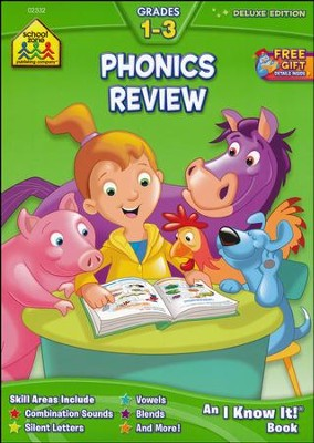 Blends & Phonics Review 1-3   -