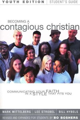 Becoming a Contagious Christian Student Edition  Participants Guide  -