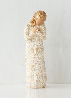 Beautifully Woven, Deeply Loved Figurine  -     By: Susan Lordi