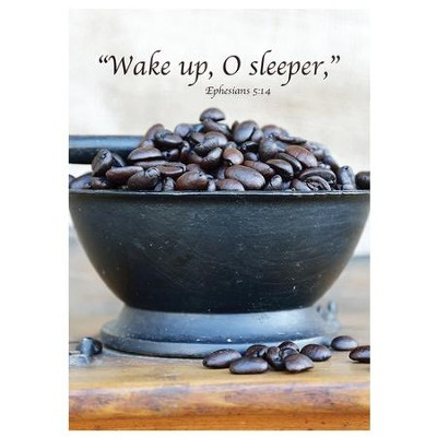 Wake Up, O Sleeper Magnet, Mega  -     By: Tiffany Kimmet