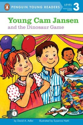 Young Cam Jansen and the Dinosaur Game,  Level 3 - Transitional Reader  -     By: David A. Adler     Illustrated By: Susanna Natti