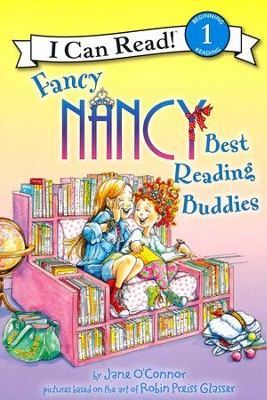 Fancy Nancy: Best Reading Buddies  -     By: Jane O'Connor