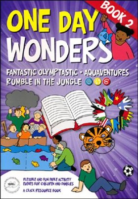 One Day Wonders - Book 2  -     By: Tamar Pollard