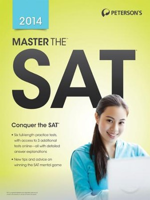 Master the SAT 2014 - eBook  -