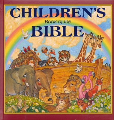 Children's Book of the Bible  -