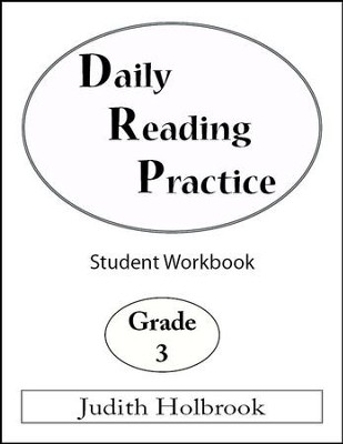 Daily Reading Practice Grade 3 Student Workbook  -     By: Judith Holbrook