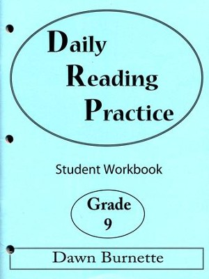 Daily Reading Practice Grade 9 Student Workbook  -     By: Dawn Burnette