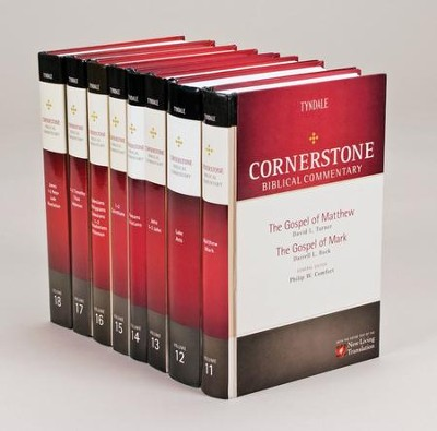Cornerstone New Testament Commentary, 8 Volumes   -