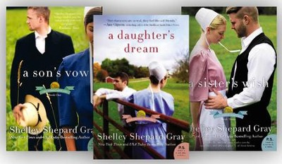 A CHARMED AMISH LIFE V1-3  -     By: Shelley Shepard Gray