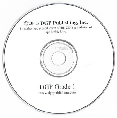 Daily Grammar Practice Grade 1 Overheads on CD-ROM  -