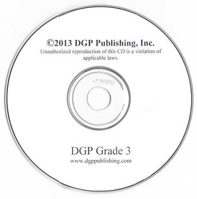 Daily Grammar Practice Grade 3 Overheads on CD-ROM  -