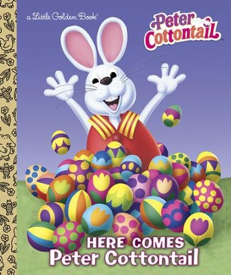 Here Comes Peter Cottontail (Peter Cottontail)  -