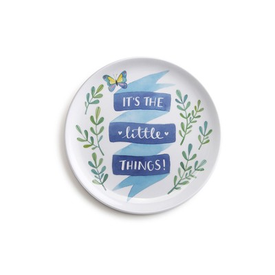 Little Things Giving Plate  -