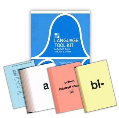 Language Tool Kit & Manual, Grades K-5   -     By: Paula D. Rome, Jean S. Osman