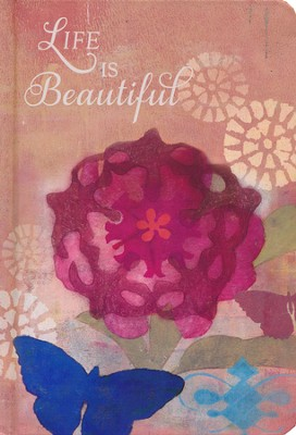 Life Is Beautiful Journal  -     By: Willie Green-Aldridge