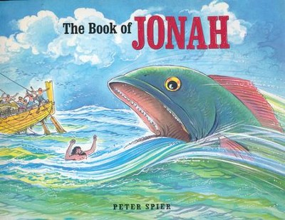 The Book of Jonah   -     By: Peter Spier