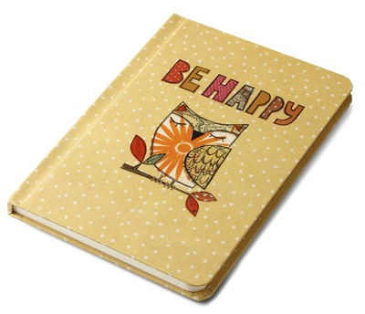 Be Happy Journal  -
