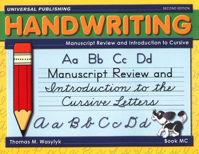 Manuscript Review and Introduction to Cursive 2nd Ed. Grade 2   -     By: Thomas M. Wasylyk