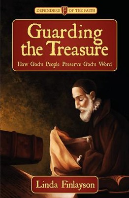 Guarding the Treasure - eBook  -     By: Linda Finlayson