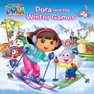 Dora and the Winter Games (Dora the Explorer)  -     By: Martha T. Ottersley     Illustrated By: Susan Hall