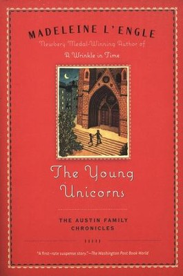 #3: The Young Unicorns   -     By: Madeleine L'Engle