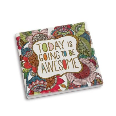 Awesome Coaster and Greeting Card  -