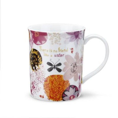 Sister Mug and Greeting Card  -