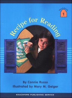 Recipe For Reading, Workbook 1   -     By: Frances Bloom, Nina Traub