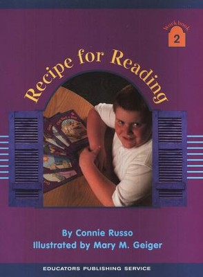 Recipe For Reading, Workbook 2   -     By: Frances Bloom, Nina Traub