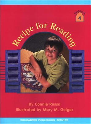 Recipe for Reading Workbook, 4   -     By: Frances Bloom, Nina Traub