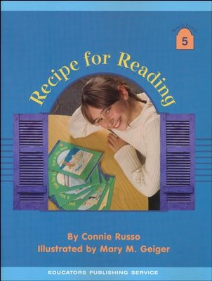 Recipe For Reading Workbook, 5   -     By: Frances Bloom, Nina Traub