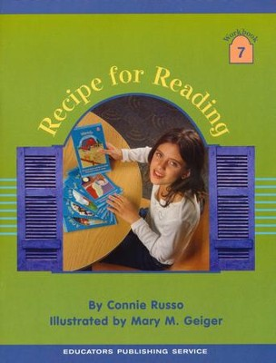 Recipe For Reading Workbook, 7   -     By: Frances Bloom, Nina Traub