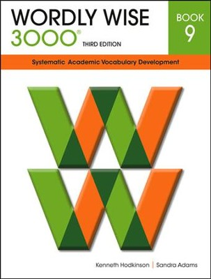 Wordly Wise 3000 Student Book 9, 3rd Edition   -     By: Kenneth Hodkinson, Sandra Adams