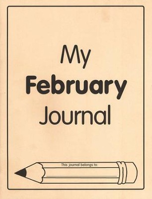 My February Journal   -