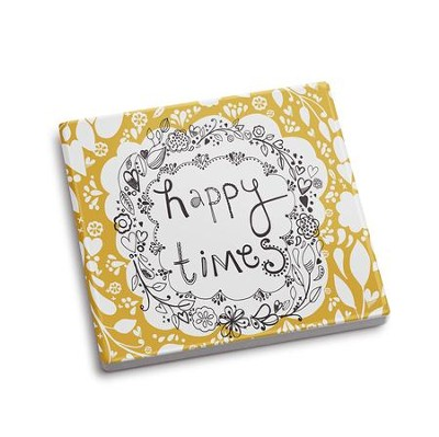 Happy Times Coaster and Greeting Card  -
