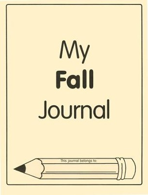 Seasonal Journal: Fall   -