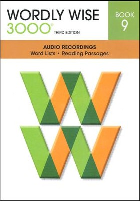 Wordly Wise 3000 Book 9 Audio CD, 3rd Edition   -