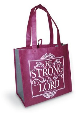 Be Strong Eco Tote  -